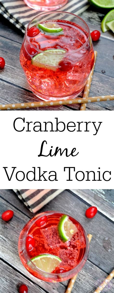 vodka tonic cranberry lime vodka tonic my suburban kitchen recipes