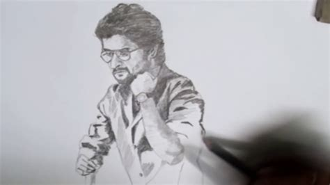M Drawing Images by Pencil Sketch Of Nani