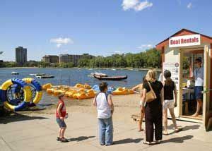 paddle boat rentals in minnesota lake calhoun kayak rentals minneapolis park recreation