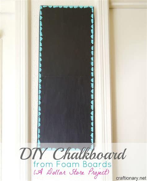 diy chalkboard foam board diy chalkboard tutorial using foam boards