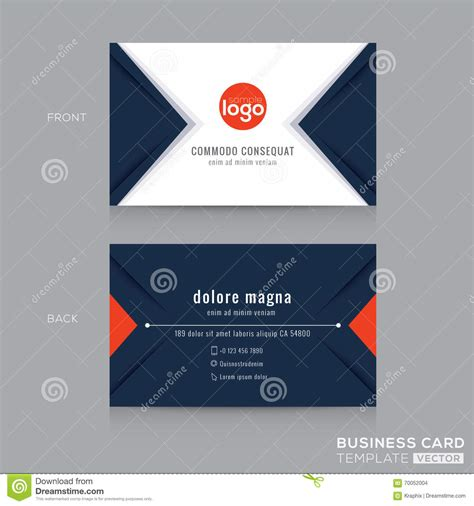 navy business cards template modern card template with mystic symbols and wacky colors