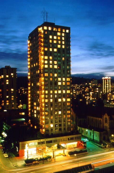 century plaza hotel spa vancouver canadian affair