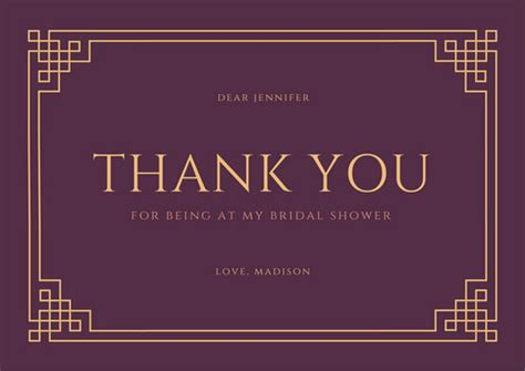 Thank You Card Cover Template by Thank You Card Templates Canva