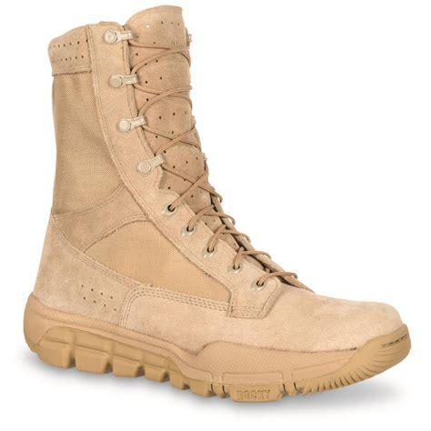 lightweight boots rocky 8 quot s lightweight boots 699268 combat