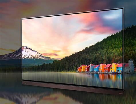 lg hdr pro 4k oled tv range 187 gadget flow