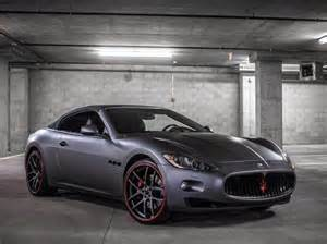 Maserati Wheels Lightweight Rims For Maserati Granturismo Giovanna