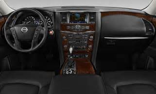 2017 nissan armada cloth interior 2019 nissan armada suv suv and trucks 2018 2019