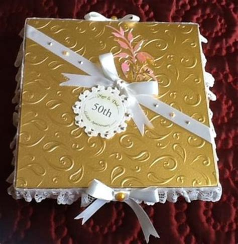 golden wedding cards to make beautiful designs from margaret