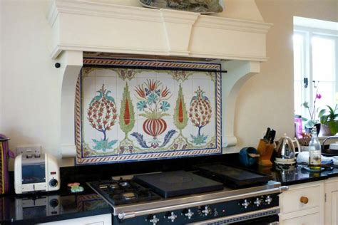 handmade kitchen tiles some handmade tiles designed and