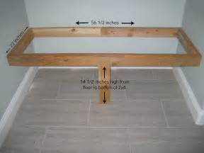 building a built in bench woodwork built in bench plans pdf plans