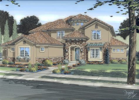 luxury tuscan house plans luxury mediterranean home with 4 bedrooms 3446 sq ft