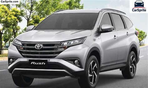 toyota rush  prices  specifications  uae car sprite
