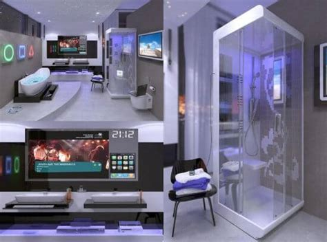 bathroom tech 10 sci fi looking bathrooms that are available right now