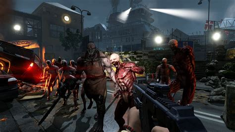 killing floor 2 no correr 225 toco en 4k nativo en xbox one x