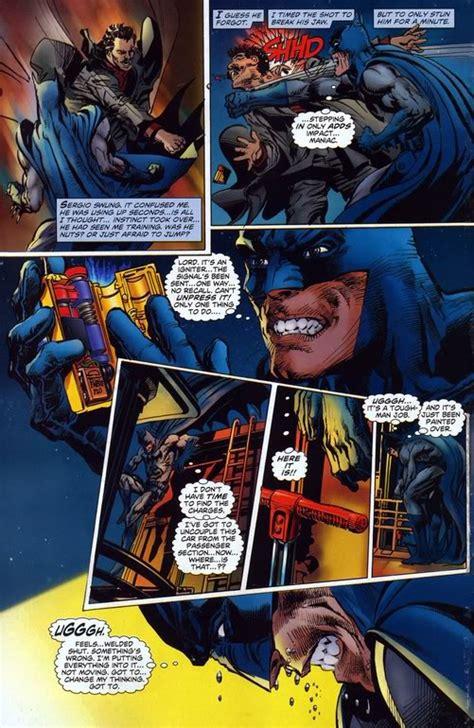 how much can batman bench batman vs a polar battles comic vine