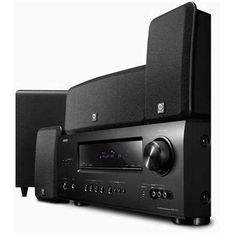denon dht 1312ba home theater system dht 1312ba b h photo