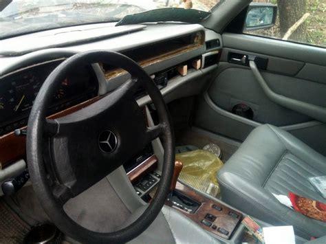 Mercedes Brabus Interior by Mercedes W126 Brabus Benztuning