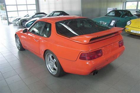 porsche 968 turbo sale 1993 porsche 968 turbo s rear german cars for sale