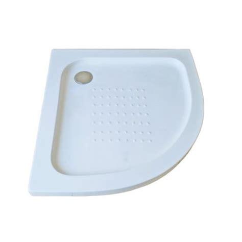 piatti doccia in acrilico piatto doccia in acrilico alto 5 5cm semicircolare
