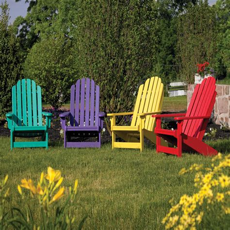 plastic colored adirondack chairs home depot patio plastic adirondack chairs home depot for simple