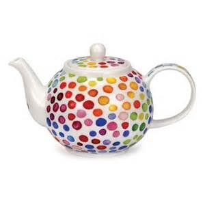 Ideas Design For Teapot L Dunoon Spots Teapot China Teaware
