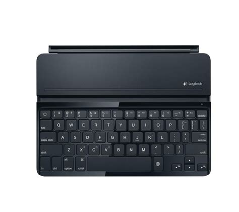 Keyboard Logitech Ultrathin buy logitech ultrathin air keyboard cover black free delivery currys