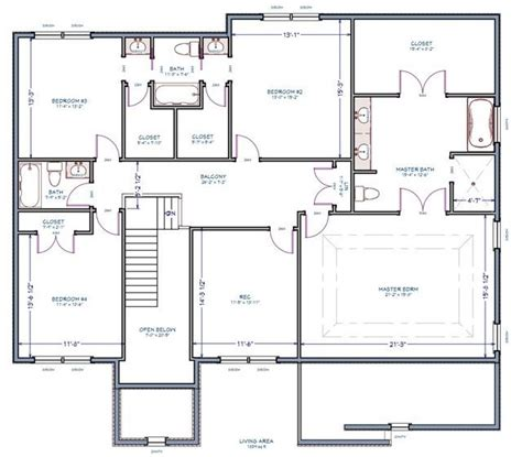 shared bathroom floor plans 7 best images about jack and jill layouts on pinterest