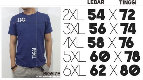 Kaos Baju Jangan Ngaku Oblong M L Xl Distro 1 cara memilih kaos ukuran besar bigsize size kaos murah bandung br8project konveksi kaos