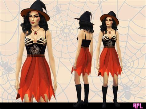 sims 4 halloween costumes the perfect costume for halloween found in tsr category