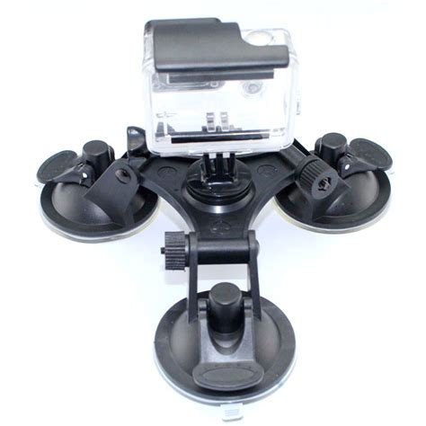 3 Feets Triangle Stable Car Suction Cup Mount Sucker For 3 Feets Triangle Stable Car Suction Cup Glass Mount Sucker