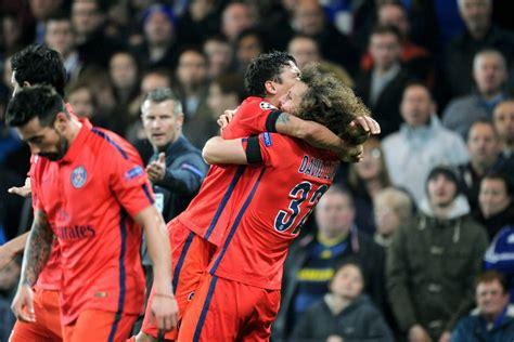Calendrier Tv Ligue Des Chions Psg Vid 233 O Chelsea Psg Ligue Des Chions 2015
