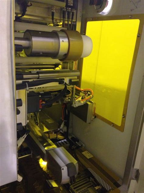 Wafer Nitto nitto ma3000ii wafer mounter option with peeling used second surplus