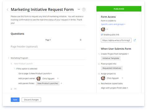 Announcing Enhanced Request Forms With Custom Fields Custom Report Request Template