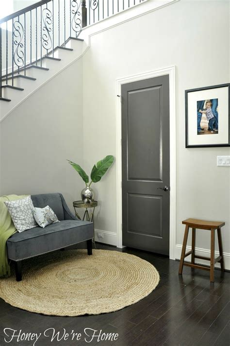 grey interior paint 25 best ideas about grey interior doors on pinterest