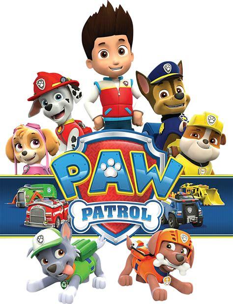 pow patrol make the paw cake ideas and designs