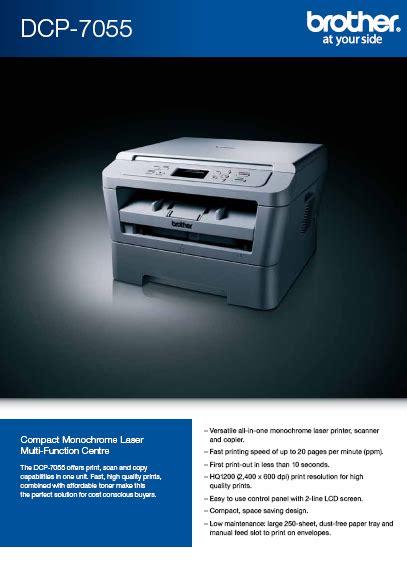Printer Dcp 7055 aston printer toko printer dcp 7055 review