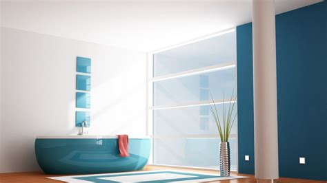 blue white bathroom blue and white bathroom wallpaper 32472