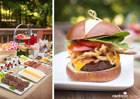 burger bar topping ideas celebrate in style with these 50 diy 30th birthday ideas