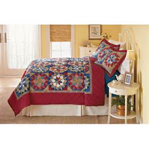 mainstays shooting bedding quilt walmart