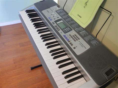 Keyboard Casio Lk 100 casio lk 100 keyboard saanich