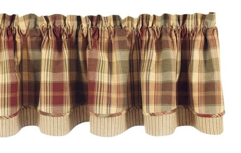 saffron curtains saffron lined layered curtain valance