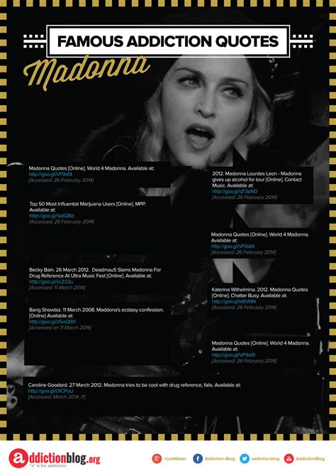 Stabilization Meaning In Reference To Detox From Drugs by Madonna S Quotes On Use And Infographic