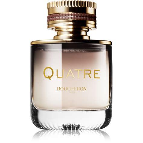 Parfum Quatre by Boucheron Quatre Absolu De Nuit Eau De Parfum For 100 Ml Notino Co Uk