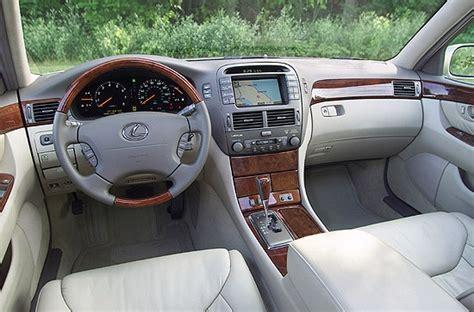 lexus ls430 interior image 2001 lexus ls 430 interior size 550 x 363 type