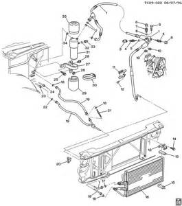 part diagrams 97 gmc k3500 part free engine image for
