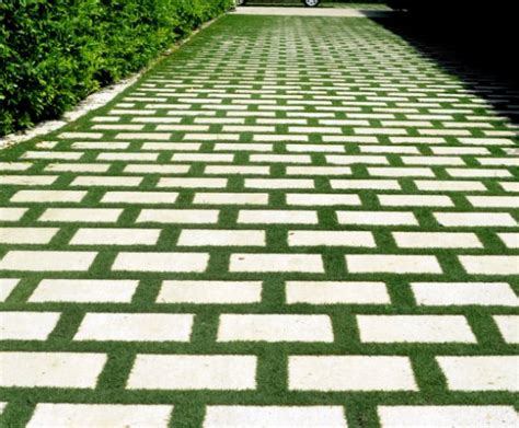 selecting paving material for lawns look out for these