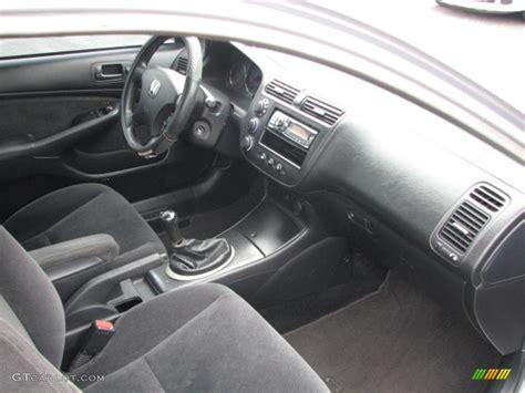 2004 Honda Civic Lx Interior by Black Interior 2004 Honda Civic Ex Coupe Photo 39774442