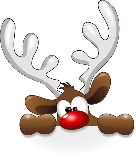 Reindeer clipart transparent background - Pencil and in ... Free Clip Art Santa And Reindeer