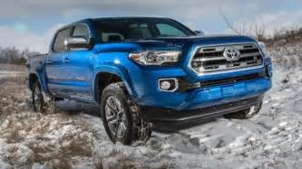 Toyota Msrp 2018 Toyota Tacoma Msrp Redesign