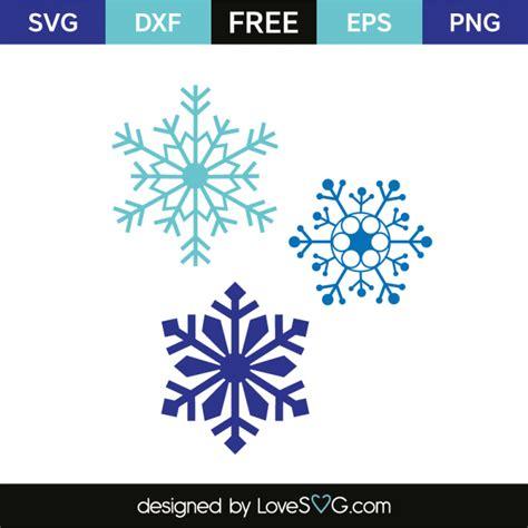 snowflakes snowflake silhouette christmas svg snowflakes